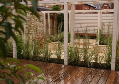 New Build Garden Design – Worsley, Greater Manchester