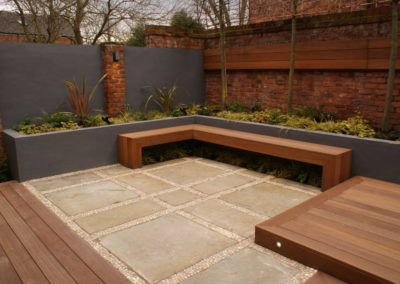 City Living Garden Design Salford, Greater Manchester