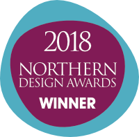 Hannah Collins Garden Design is a 2018 Northern Design Awards Winner