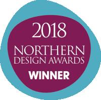 Hannah Collins Garden Design is a 2018 Northern Design Awards Winner